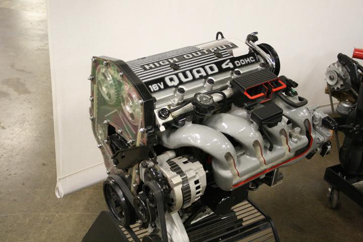 delco remy division re oldsmuseum rh delcoremyhistory com Pontiac 2 4 Twin Cam Engine GM 2.4 Liter Engine