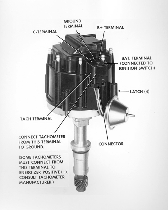 hei explain 810w 1 delco remy division product history ignition delco remy hei distributor wiring diagram at edmiracle.co