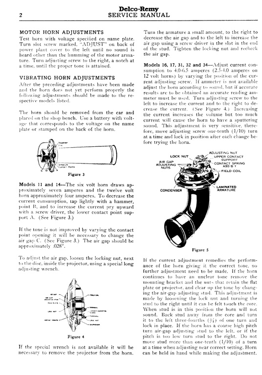 Klaxon horn bicycle / motorcycle manual plunger activated antique.