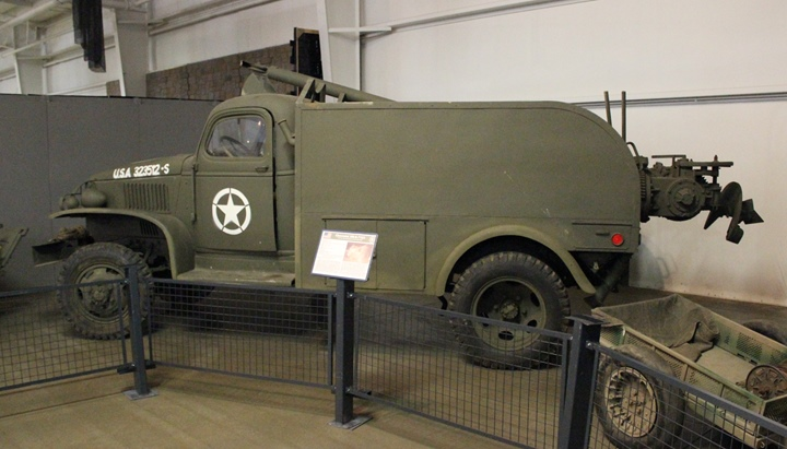 Delco Remy Division - World War Two Products for Military Vehicles