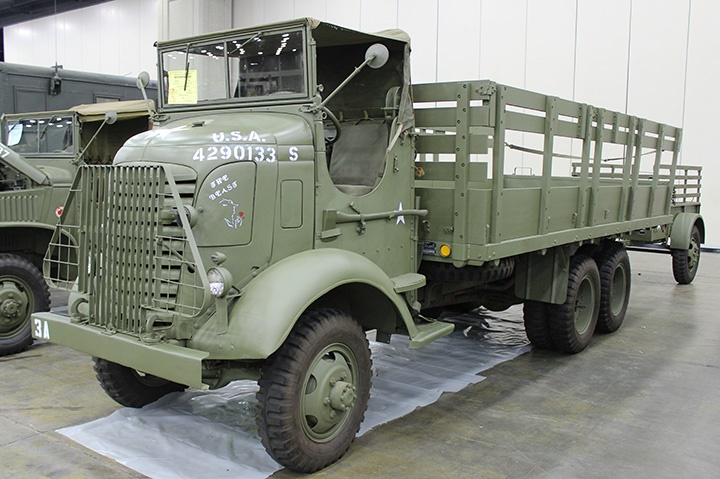 6x6 Military Trucks For Sale >> Delco Remy Division - World War Two Products for Military Vehicles