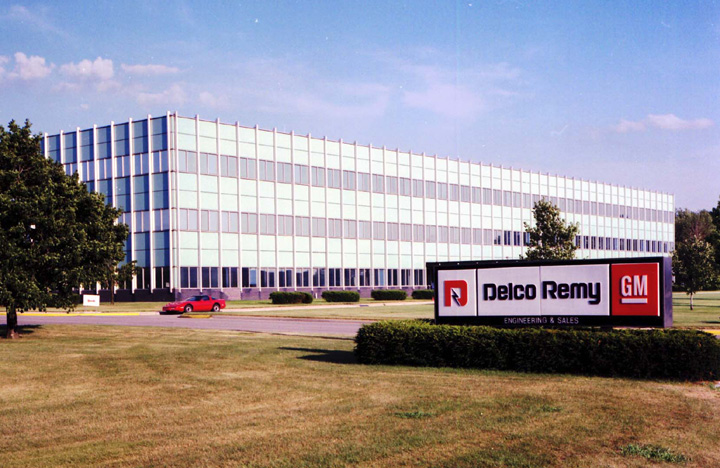 Delco remy history manufacturing plants for General motors shreveport jobs